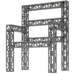 PPC-K39SV 鉄骨トラス シルバー