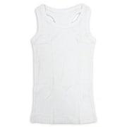 11901 パッケージ入りタンクトップ ジュニアサイズ(男女兼用) ホワイト 150cm [キッズ用ウェア]