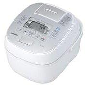 RC-10VSN (W) [真空圧力IH炊飯器 合わせ炊き 鍛造かまど銅釜 5.5合炊き グランホワイト]