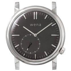 WNW-HT21 S [wena wrist Three Hands Retro head シルバー]