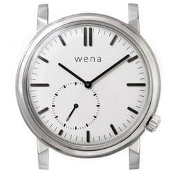 WNW-HT21 W [wena wrist Three Hands Retro head ホワイト]
