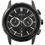 WNW-HC21 B [wena wrist Chronograph Classic head プレミアムブラック]