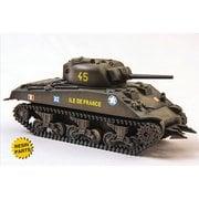 UU72373 [1/72 ミリタリーシリーズ 米・M4A3シャーマン中戦車(75mm)・ヘッジロー付き]