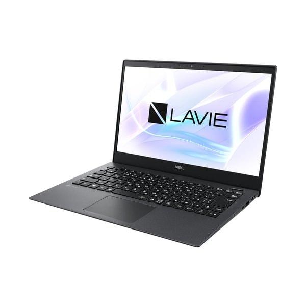 PC-PM550NAB-YC [LAVIE Pro Mobile 13.3型/Core i5-8265U/メモリ8GB/Windows 10 Home 64bit/512GB(SSD)/Microsoft Office Home&Business 2019/グレー/ヨドバシ限定 メモリ増量モデル]