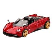 MGT00050-L 1/64 パガーニ ウアイラ ロードスター ロッソモンツァ 左ハンドル [ダイキャストミニカー]