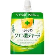 キレートレモン クエン酸チャージゼリー 180g [ゼリー飲料]