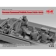 35644 ドイツ 装甲指揮車 クルー (1939-1942) [1/35 ミリタリーシリーズ]