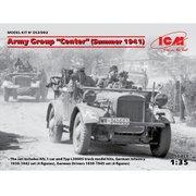 DS3502 ドイツ中央軍集団 (1941夏) セット [1/35 ミリタリーシリーズ]