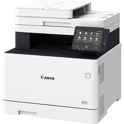 MF743Cdw [A4カラーレーザー複合機 Satera(サテラ) コピー/プリント/ファクス/スキャン/両面印刷/ADF両面同時読取/無線LAN]