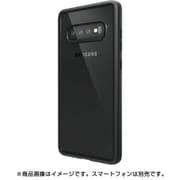 Galaxy S10+ 用 衝撃吸収ケース ブラック