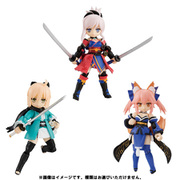 デスクトップアーミー Fate/Grand Order 第3弾 [コレクショントイ]
