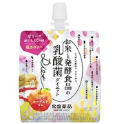 お米と発酵食品の乳酸菌Dietパウチゼリー 150g [ダイエット食品]
