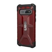 UAG-GLXS10-MG [UAG社製 Samsung Galaxy S10 PLASMA Case(マグマ)]