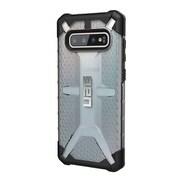 UAG-GLXS10PLS-IC [UAG社製 Samsung Galaxy S10+ PLASMA Case(アイス)]