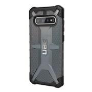 UAG-GLXS10PLS-AS [UAG社製 Samsung Galaxy S10+ PLASMA Case(アッシュ)]