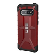 UAG-GLXS10PLS-MG [UAG社製 Samsung Galaxy S10+ PLASMA Case(マグマ)]