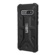 UAG-GLXS10PLS-BK [UAG社製 Samsung Galaxy S10+ PATHFINDER Case(ブラック)]
