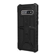 UAG-GLXS10PLS-P-BK [UAG社製 Samsung Galaxy S10+ MONARCH Case(ブラック)]
