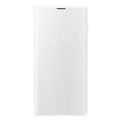 EF-NG973PWEGJP [Galaxy S10 LED View Cover White]
