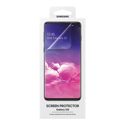 ET-FG973CTEGJP [Galaxy S10 Screen Protector]
