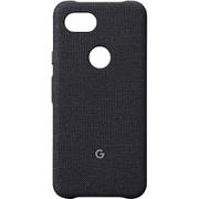 GA00790 [Google Pixel 3a ケース Fabric Case カーボン]