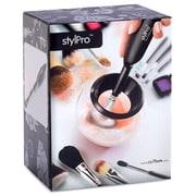 StylPro スタイルプロ メイクブラシ専用 ウォッシャー&ドライヤー (スタイルプロ クリーナー 10ml×2個付)