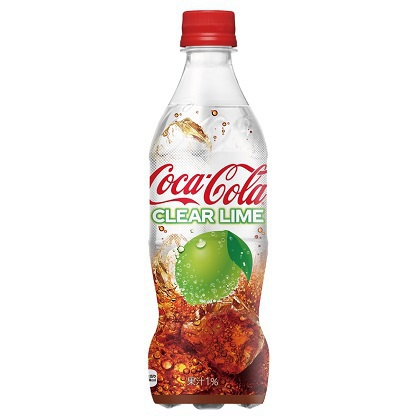 コカ・コーラ クリアライム500ml×24本