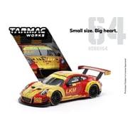 T64-032-18MGP912 1/64 ポルシェ 911 GT3R マカオ GT カップ 2018 #912 [ダイキャストミニカー]