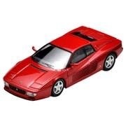 TLV-N 1/64 TLV-N フェラーリ 512TR 赤 [ダイキャストミニカー]
