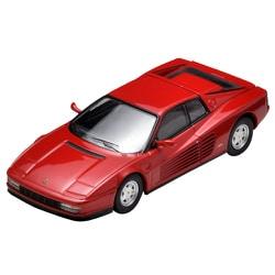TLV-N 1/64 TLV-N フェラーリ テスタロッサ 赤 [ダイキャストミニカー]