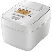 RZ-V100CM W [圧力&スチームIHジャー炊飯器 ふっくら御膳 5.5合炊き パールホワイト]