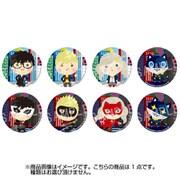 P5 Design Produced by Sanrio ふぉーちゅん缶バッジ ミニキャラ 1pcs