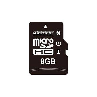 AD-MRHAM8G/10 [microSDHCカード CLASS10 8GB]