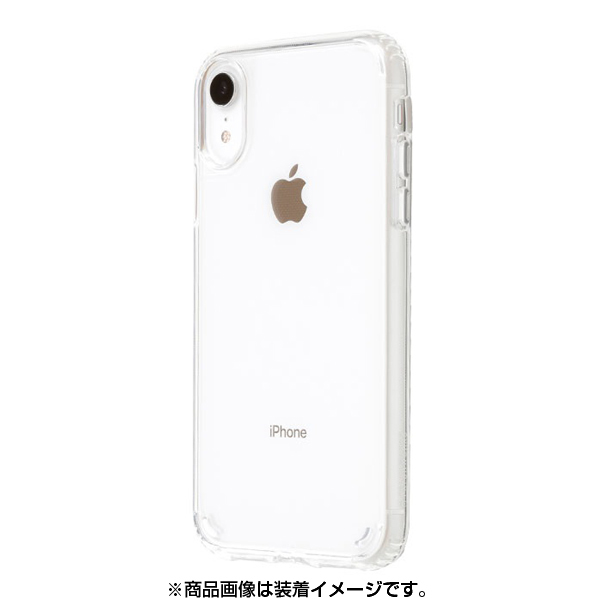 iPhone XR用 PATCHWORKS LUMINA ケース AllCLR