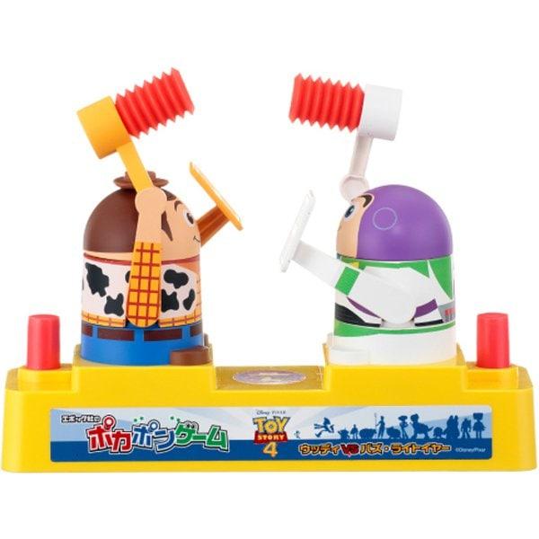 エポック社のポカポンゲーム トイ・ストーリー4 ウッディVSバズ・ライトイヤー [対象年齢:4歳~]