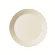ティーマ プレート 21cm ホワイト