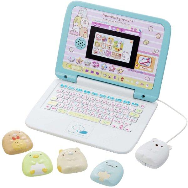 マウスできせかえ すみっコぐらしパソコン [対象年齢:6歳~]