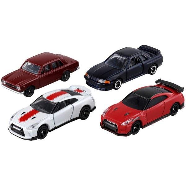 トミカ GT-R 50thアニバーサリーコレクション [ミニカー]