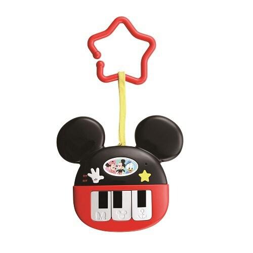 DearLittleHands おでかけミニピアノ ミッキー&フレンズ [対象年齢6ヶ月~]