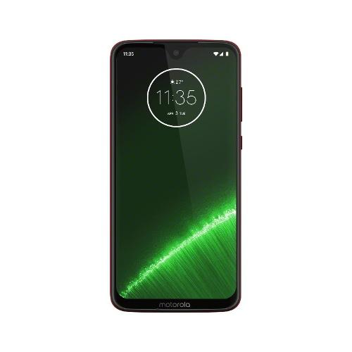 PADU0002JP [SIMフリースマートフォン Moto G7 Plus Android 9.0搭載 メインメモリ4GB 内部ストレージ64GB Viva Red(ビバレッド)]