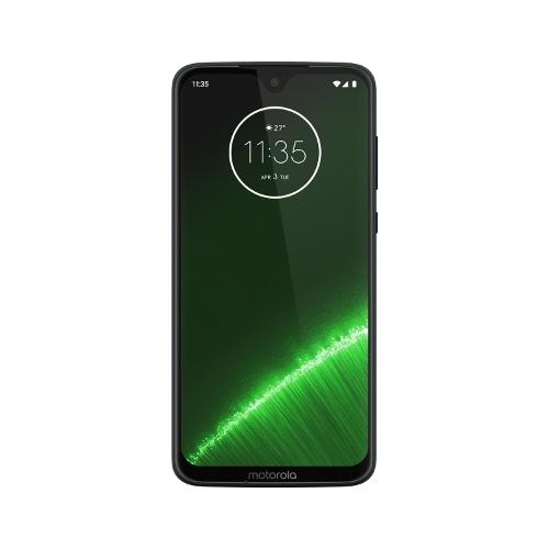 PADU0003JP [SIMフリースマートフォン Moto G7 Plus Android 9.0搭載 メインメモリ4GB 内部ストレージ64GB Deep Indigo(ディープインディゴ)]