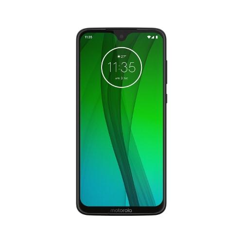 PADY0000JP [SIMフリースマートフォン Moto G7 Android 9.0搭載 メインメモリ4GB 内部ストレージ64GB Ceramic Black(セラミックブラック)]