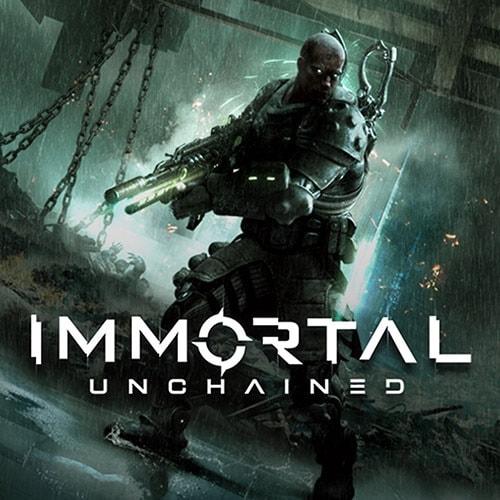 Immortal:Unchained (イモータル:アンチェインド) [PS4ソフト]
