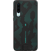 55030842 [HUAWEI P30 Wireless Charging Case Sparkle Blue]