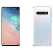 Galaxy S10 SCV41 プリズムホワイト [スマートフォン]