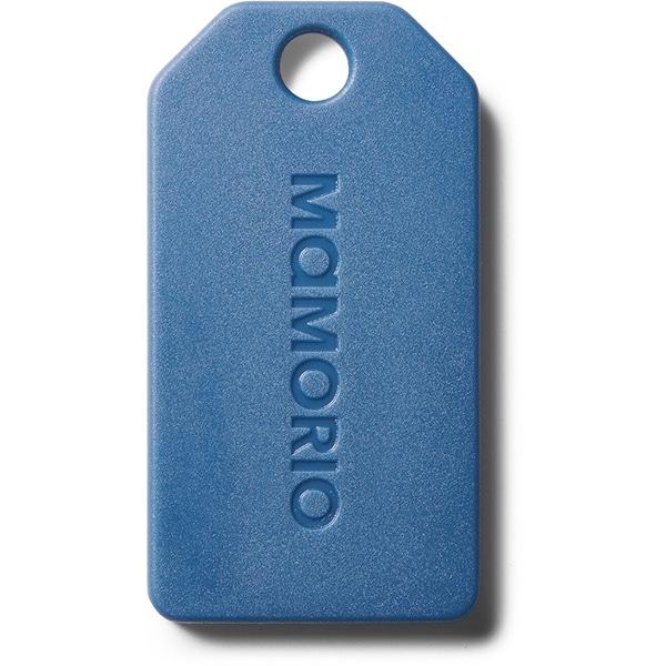 MAM-003-NB [MAMORIO(マモリオ) 落とし物防止タグ Bluetooth対応 ネイビーブルー]