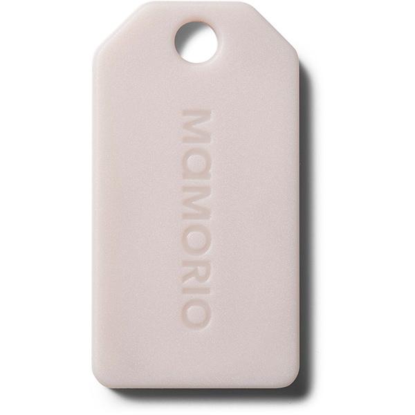 MAM-003-MB [MAMORIO(マモリオ) 落とし物防止タグ Bluetooth対応 ミルクベージュ]