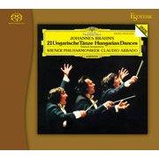 ESSG-90200 ブラームス:ハンガリー舞曲集(全曲) クラウディオ・アバド(指揮) ウィーン・フィルハーモニー管弦楽団 [SACDソフト]