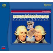 ESSD-90202/04 ハイドン:交響曲集 フランス・ブリュッヘン(指揮) 18世紀オーケストラ (3枚組) [SACDソフト]