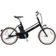BE-JELJ012B [電動アシスト自転車 Jコンセプト 20型 12.0Ah 変速なし マットナイト 2019年モデル]